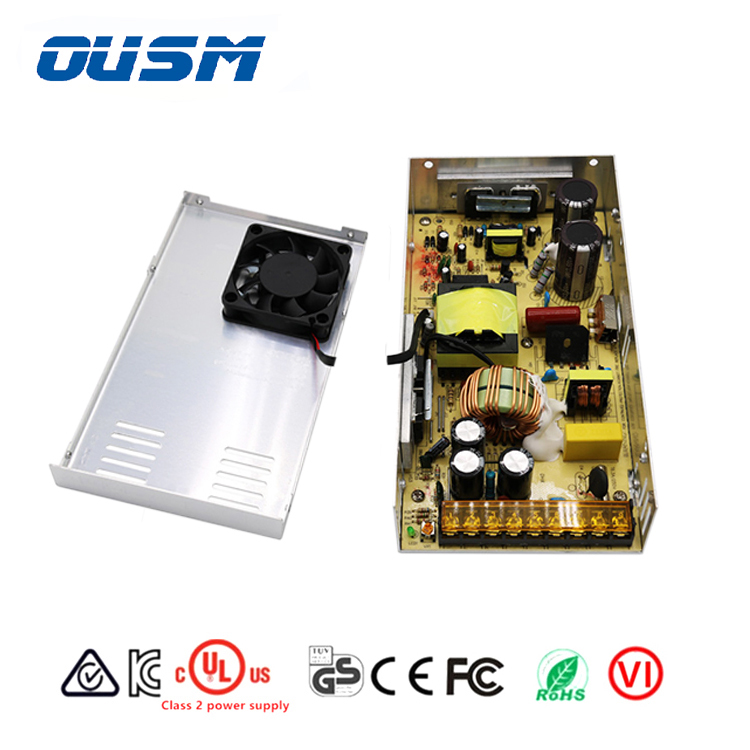 Chinese supplier OUSM High Quality s-300-12 power supply CE RoHs approved
