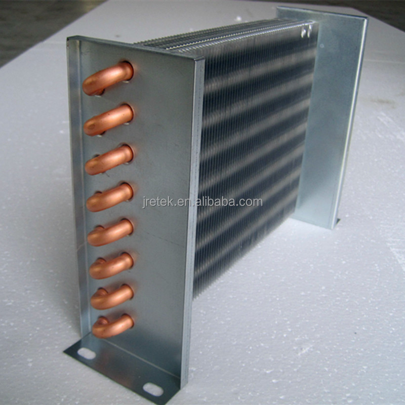 Refrigeration Spare Parts heat exchanger/condenser/evaporator coil unit