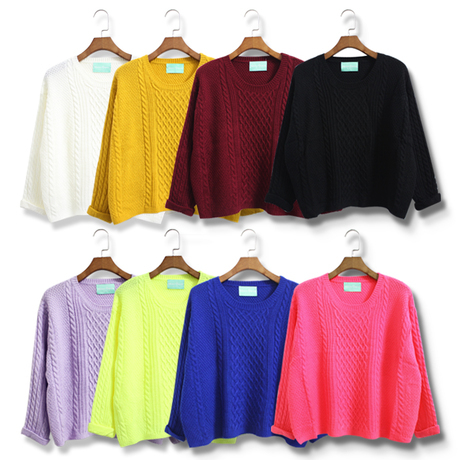 Hot Sale Autumn Winter Women Sweaters And Pullovers Brand ...