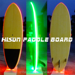 led light stand up paddle board