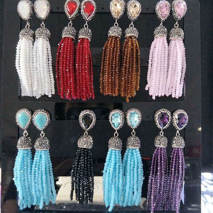 Modern Funky Earrings For College S Product On Alibaba