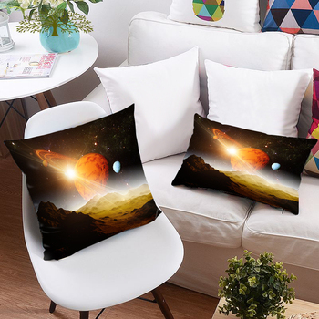 Cushion Cover Wholesale Indian Custom Fancy 3d Digital Printed