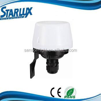 IP 44 Daylight Light Adjustable Mini Photocell ST307A