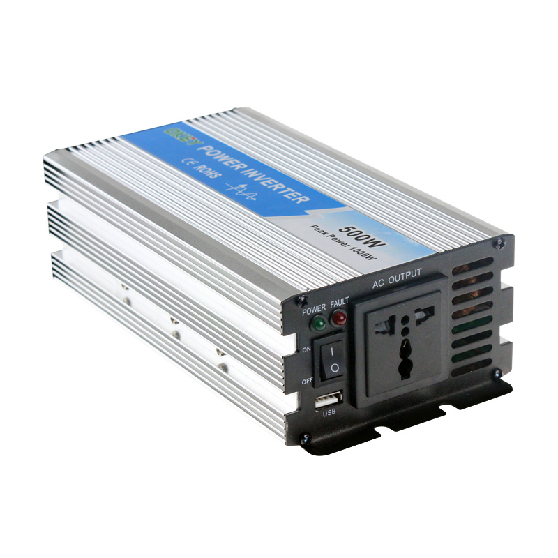 High quality 500w pure sine wave inverter 24v <strong>dc</strong> to 230v ac power inverter for home use