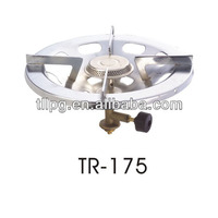 Camping small gas stove burner export to Africa