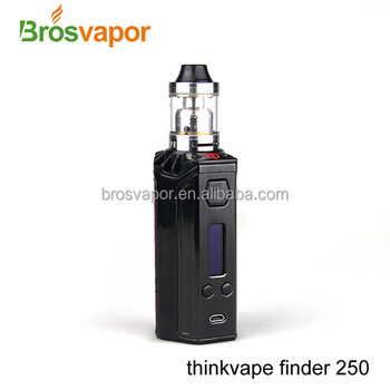 Thinkvape Finder 250 box mod Powered By Evolv DNA 250 Chip