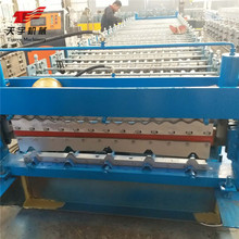 double layer roofing cold roll forming machine