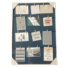 Clip frame jean backboard different types photo picture frames wholesale photo frame wall