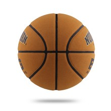 in colors rubber laminated basketball customized