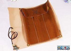 One Piece Voyage Map Pencil Case Anime Pen Bag School Supplies