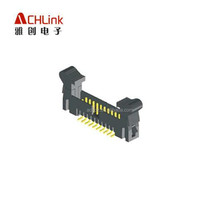 high quality box header 2.0mm pitch 90Degree PIN HEADER china factory ACHLINK
