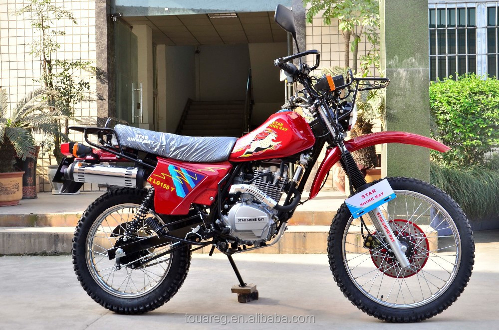 New style Jialing off-road motorcycle with best price and high quality