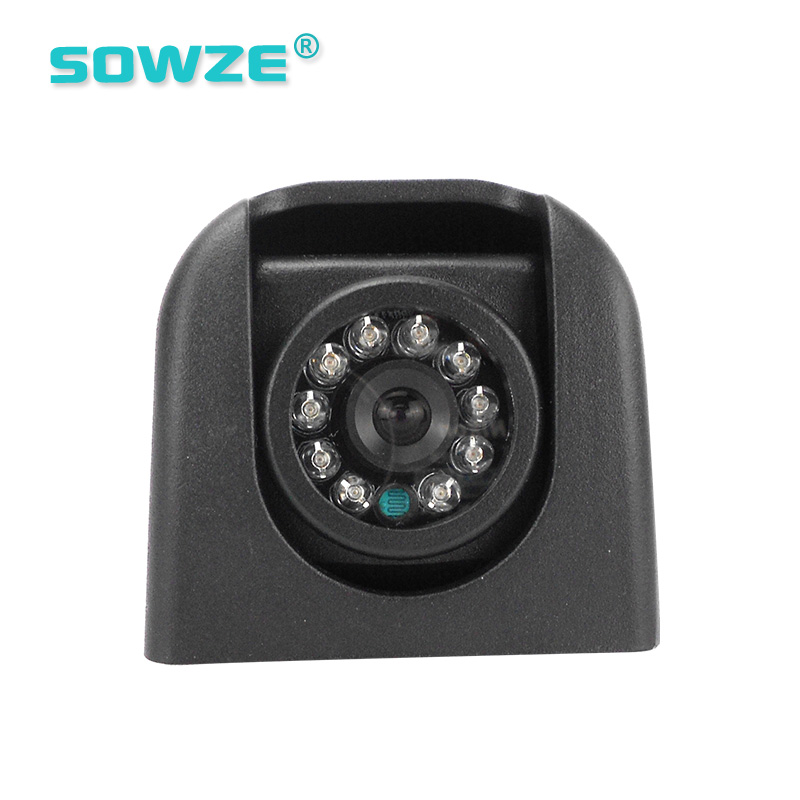 Mini 720P AHD Infrared Night Vision Side View Car Camera