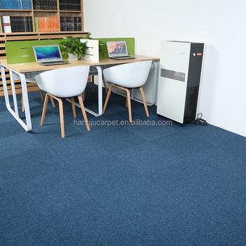 Commercial Blue Color Office Flooring Carpet CapricornusA15