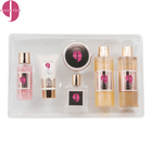 Personal skin care toiletry cosmetics bath gift set