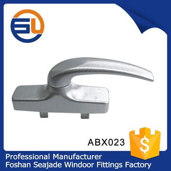 Aluminium Crémone Poignée De Fenêtre Abx023 Buy Poignées De