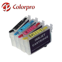 New Goods WP-4025/ WP-4015/ WP-4515/ WP-4525 Printer Ink Cartridge T0711-T0714 Refillable Empty Ink Cartridge