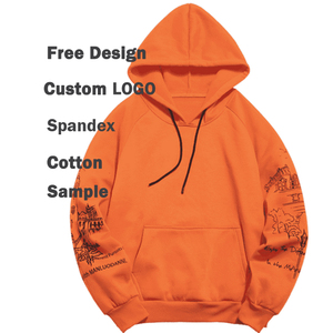 custom high quality plain embroidered dri fit men sweatshirts manufacturer wholesale sublimation printing hoodies