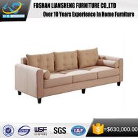 2016 Modern Sofa Set Design Living Room Furniture Fabric Corner Sofa