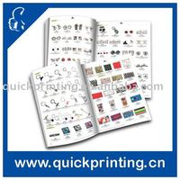 Catalog Printing with Creative Design Service