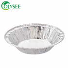 capacity 47ml round r aluminum foil tray food packaging for cake baking 1208