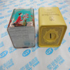 metal square tin/ coin tin box/ coin tin container