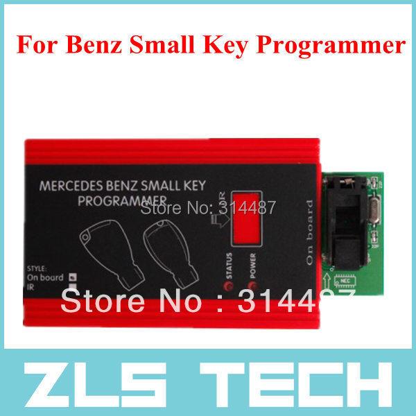 Для Benz компактный ключ программер жестяная банка программирования пустой