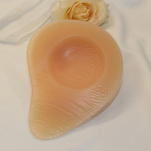 Silicone Soft Artificial Breast Beautiful Ladies False Boob Form for Mastectomy Women Wholesale