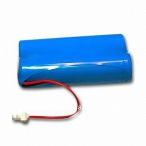 Rechargeable battery pack 3000mAH 5V lithium