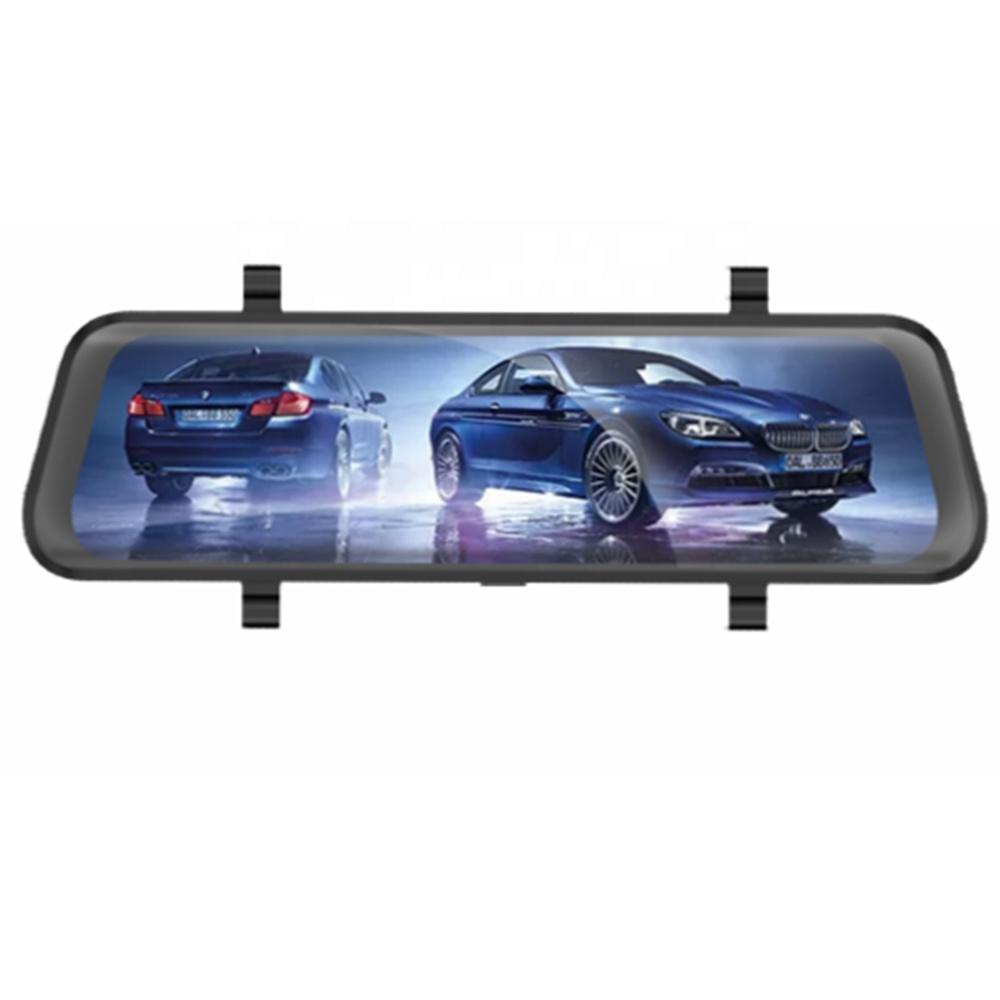 "Vehicle Electronics & Gps 4.3"" Hd 1080p Dual Lens Car Dash Cam Dvr Rear View Mirror Video Camera Recorder"
