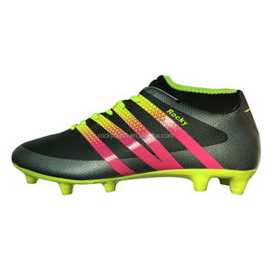 soccer shoes, football shoes style number HT-209109B outdoor spikes soccer shoe