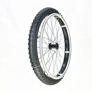 Rear Tire 24X1.95 Electric Scooter Wheelchair Mobility Part fits in qualified Rim