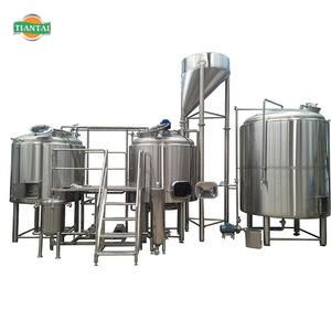 Micro Brew Equipment 1000L Beer Brewing System For Brewer Machine