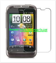 1x Matte Anti-glare LCD Screen Protector Guard Cover Film Shield For HTC Wildfire S G13 A510e PG76110
