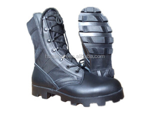 DMS panama rubber sole combat type Altama jungle boots for hot weather
