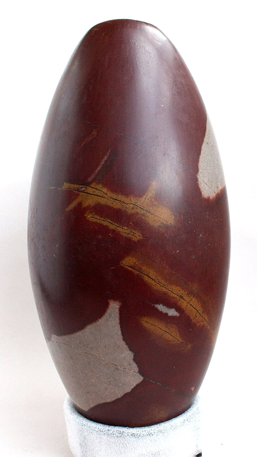 Great SHIVA LINGAM / LINGHAM 10 inch Stone Narmada River India
