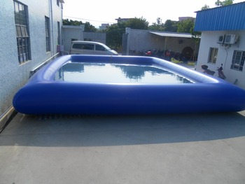 Large inflatable swimming pool for water balls bubble for Large size inflatable swimming pool