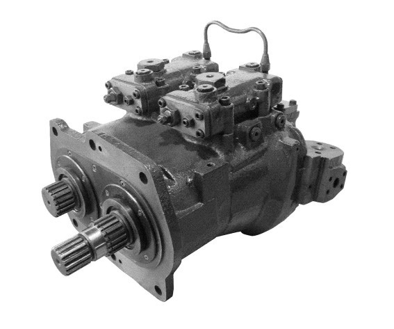 Hitachi EX200-5,EX200-6 excavator main pump,HPV102 axial piston pumpHPV102 axial piston pump