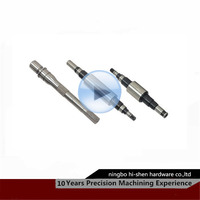 ningbo Mechanical Parts Carbon Steel / Stainless Steel/ flexible Motor Drive Shaft