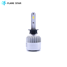 S2 H1 Auto <span class=keywords><strong>LED</strong></span> Koplamp Kit H1 H4 H7 H11 9005 9006 9007 H13 COB <span class=keywords><strong>LED</strong></span> Head Light Hot Koop <span class=keywords><strong>Led</strong></span>-lampen Voor Auto