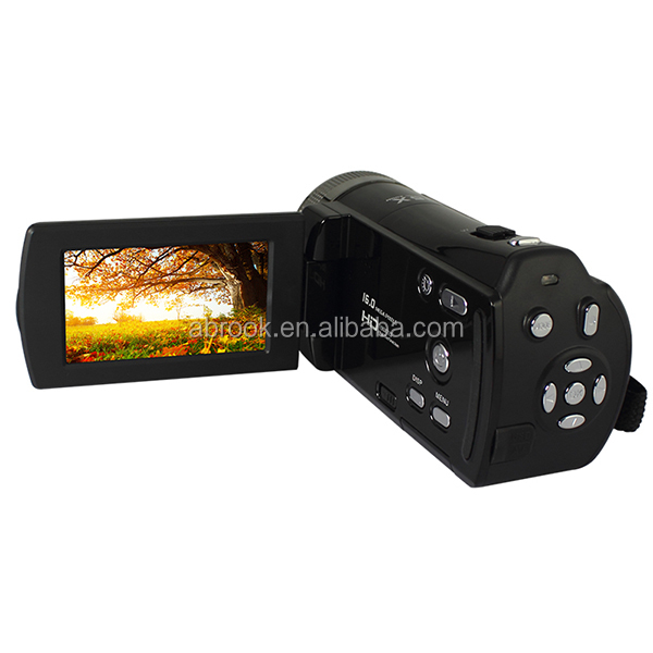 Cheap 16 Megapixel handycam digital video camcorder ntsc pal hd