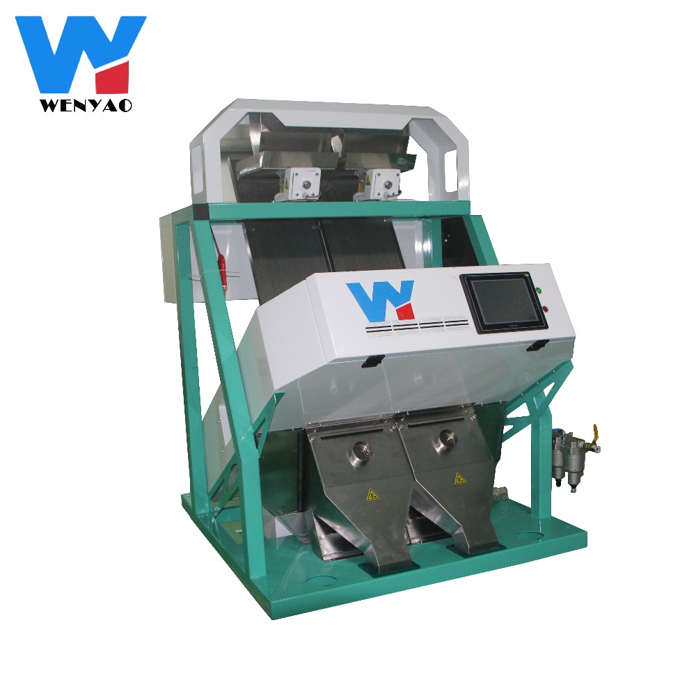 WENYAO Color camera mexico indian chickpea colour sorter