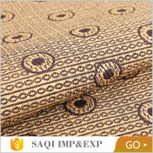 china factory supplier fashion wholesale patterned recycled cotton canvas fabric