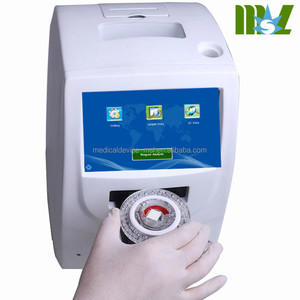 7 inches TFT touch screen Biochemistry analyzer/fully automated veterinary chemistry analyzer for vet MSLABI01