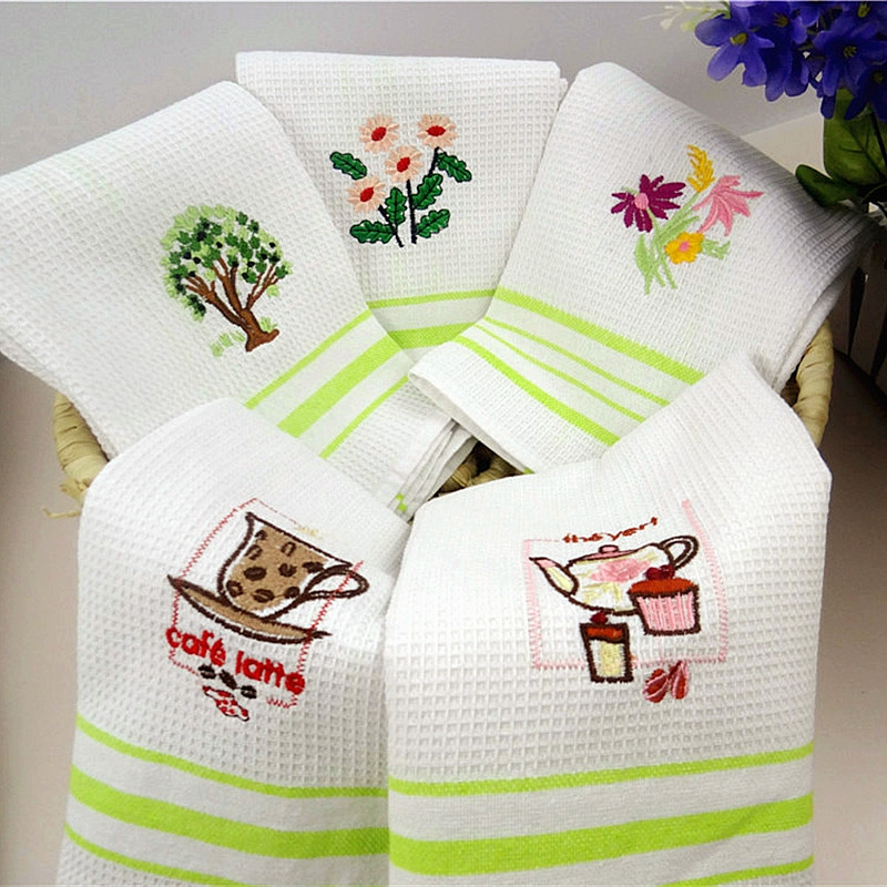 Online Buy Wholesale White Kitchen Towel From China White