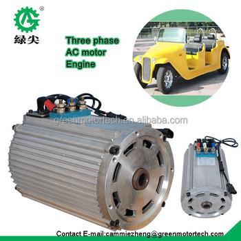 Ac Motor Electric Car Golf Cart