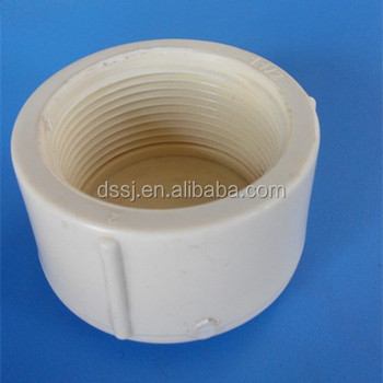Pvc Pipe Fitting Threaded End Cap Cupc Nsf Astm Abs 11 2 Inch Plastic Fittings