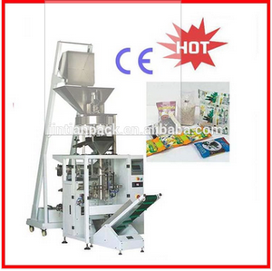 JT-420C soybean /powder / food / chickpeas/pulses/ bean/ corn/granule/grain packaging machine