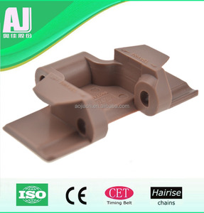 880 transmission plastic industrial top chain