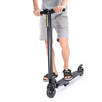 2019 high quality cheap 5.5 inch city kick electric 2 wheel scooter for adult with factory direct price